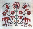 Башкирский орнамент вышивка 22
